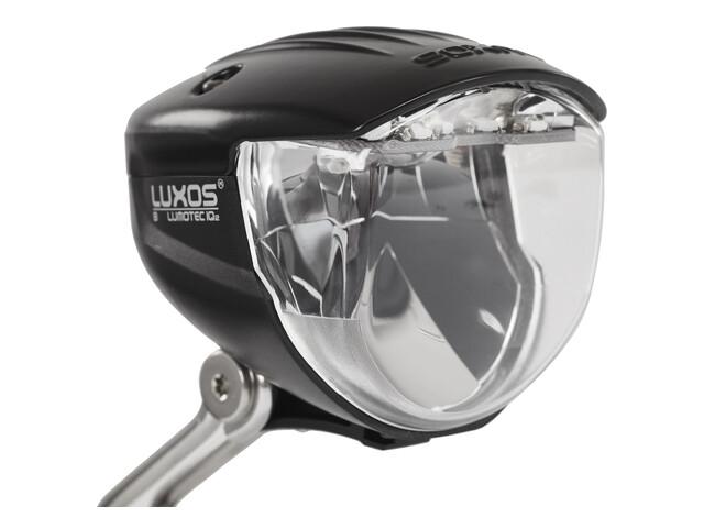 Busch + Müller Lumotec IQ2 Luxos B Oświetlenie czarny